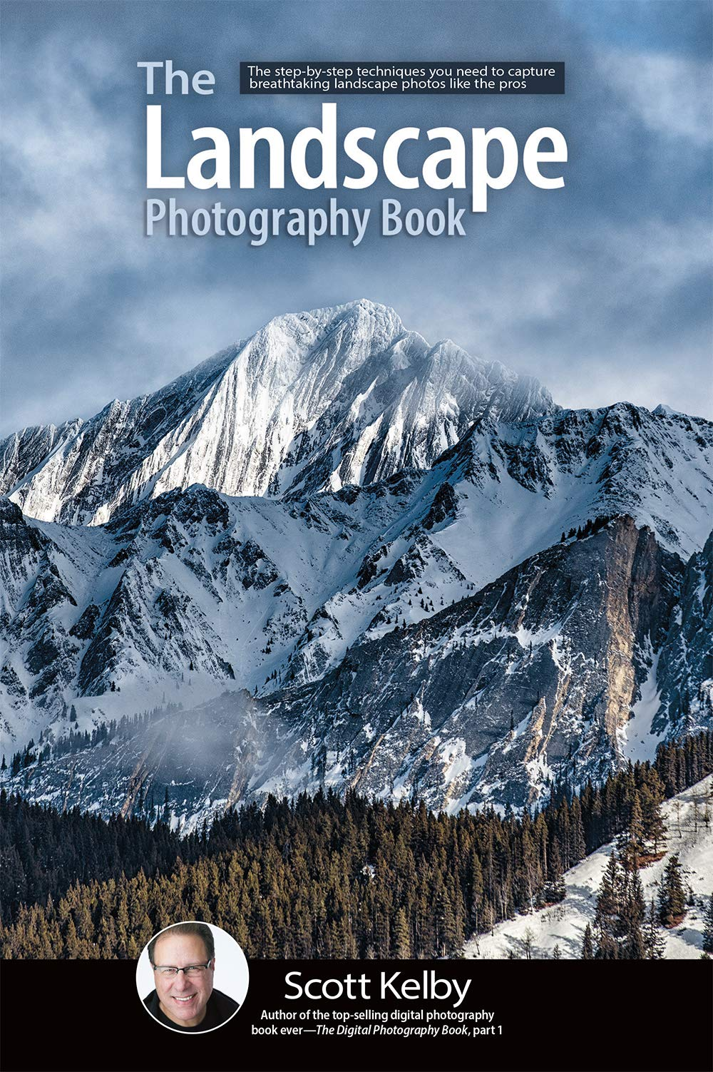 Image OfThe Landscape Photography Book: The Step-by-step Techniques You Need To Capture Breathtaking Landscape Photos Like The Pros