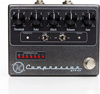 Keeley KCPro EQ Effects Pedal