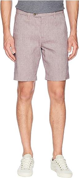 Newshow Linen Weave Shorts