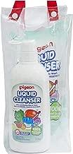 Pigeon Combo Pack of Liquid Cleanser (700ml Bottle + 650ml Refill)