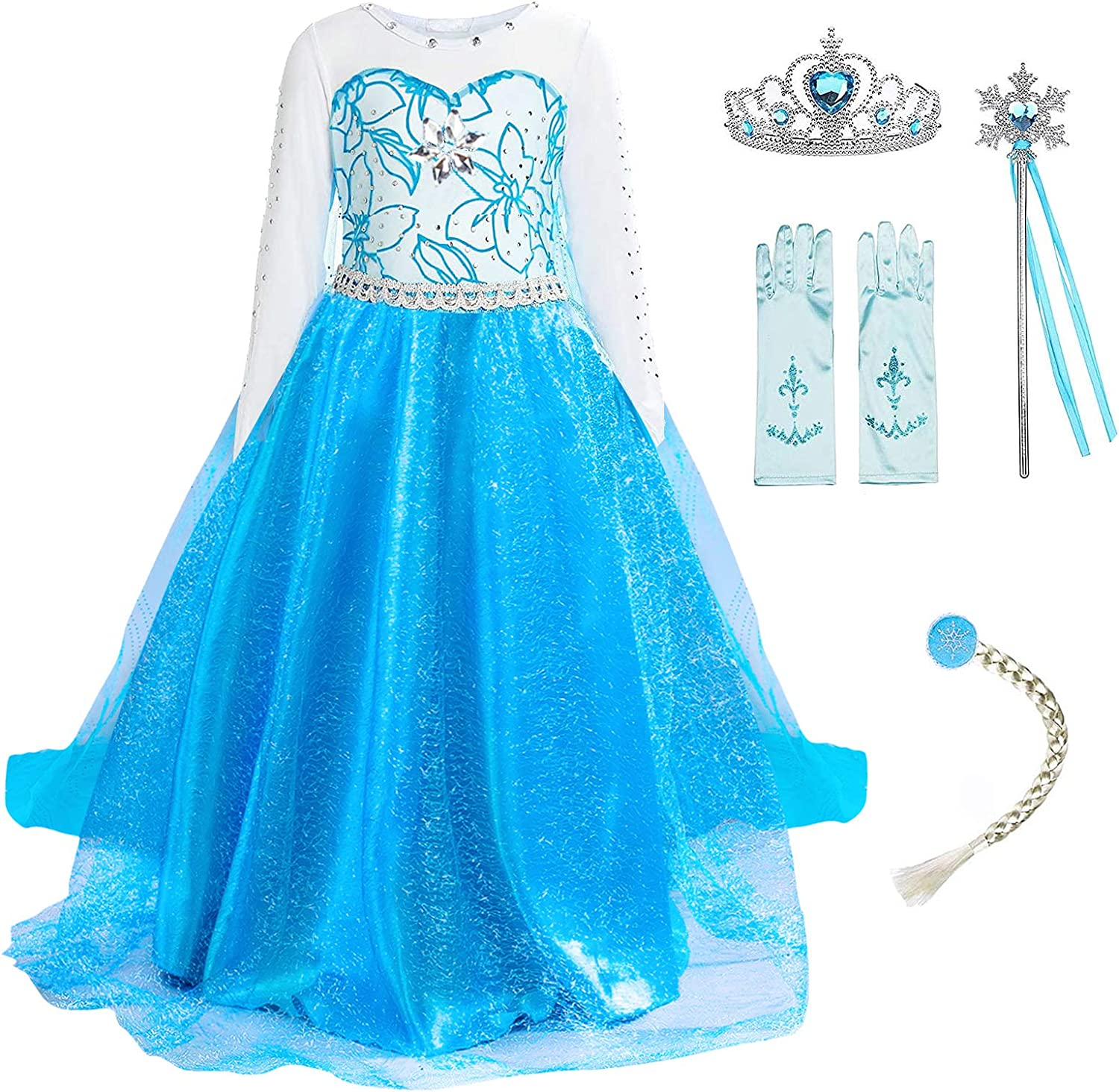 Challenge the lowest price guest dream Girls Princess Dresses Hallo Japan Maker New Costume Clothe up Party