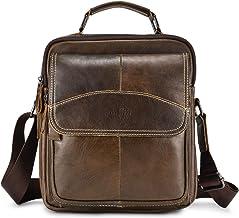 Amazon.es: bolsos cuero hombre