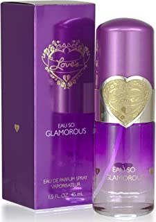 LOVE'S EAU SO GLAMOROUS EAU DE PARFUM SPRAY 1.5 FL. OZ. BY DANA CLASSIC FRAGRANCES
