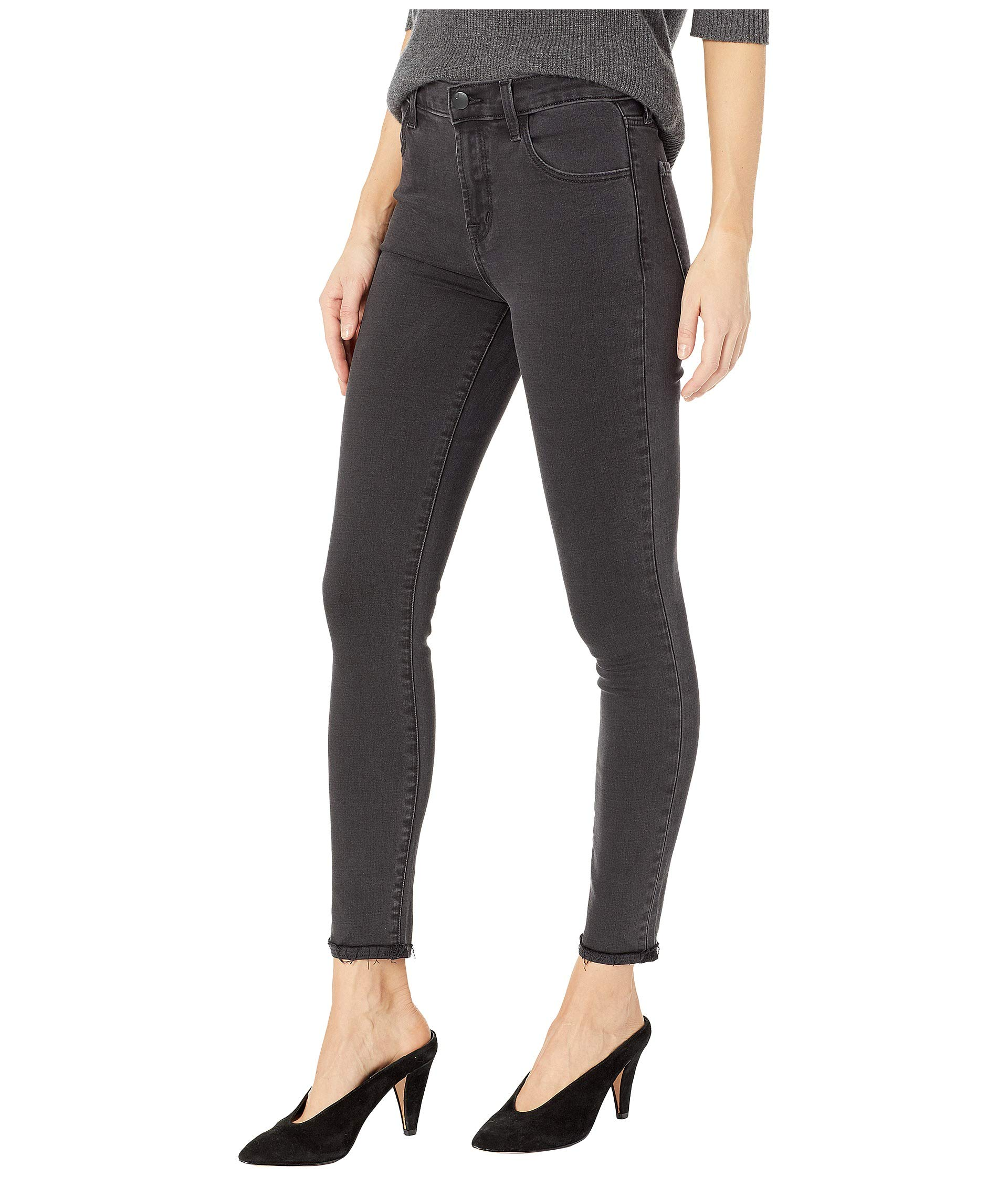 Spatial In rise Alana Skinny High Brand Jeans Crop J xqtX085wO