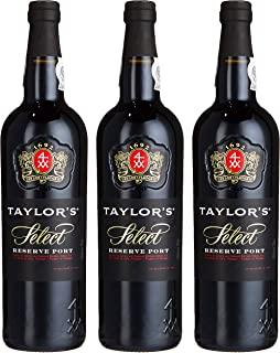 "Taylor""s Port Ruby Select Reserve 2014/2017 3 x 0.75 l"