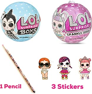 LOL Surprises Sparkle Series & Boys Series 2 Pack