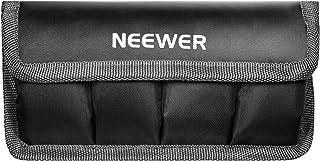 Neewer DSLR Battery Bag/Holder/Case for AA Battery and lp-e6/ lp-e8/ lp-e10/ lp-e12/ en-el14/ en-el15/ fw50/ f550 and Mor...