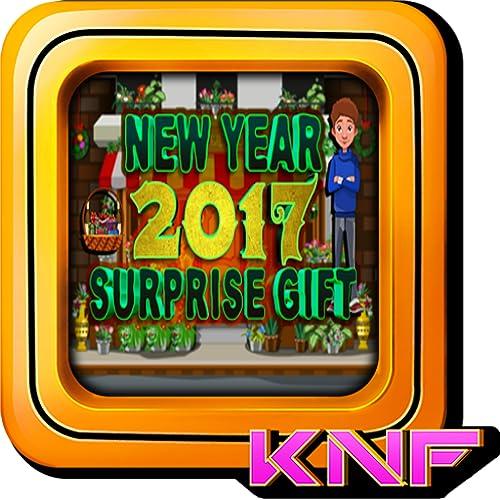 EscapeGames 2017 Surprise Gift