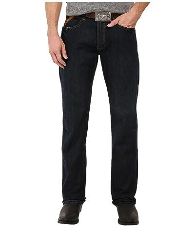 Ariat Rebar M5 Slim Straight Leg Jeans in Blackstone (Blackstone) Men