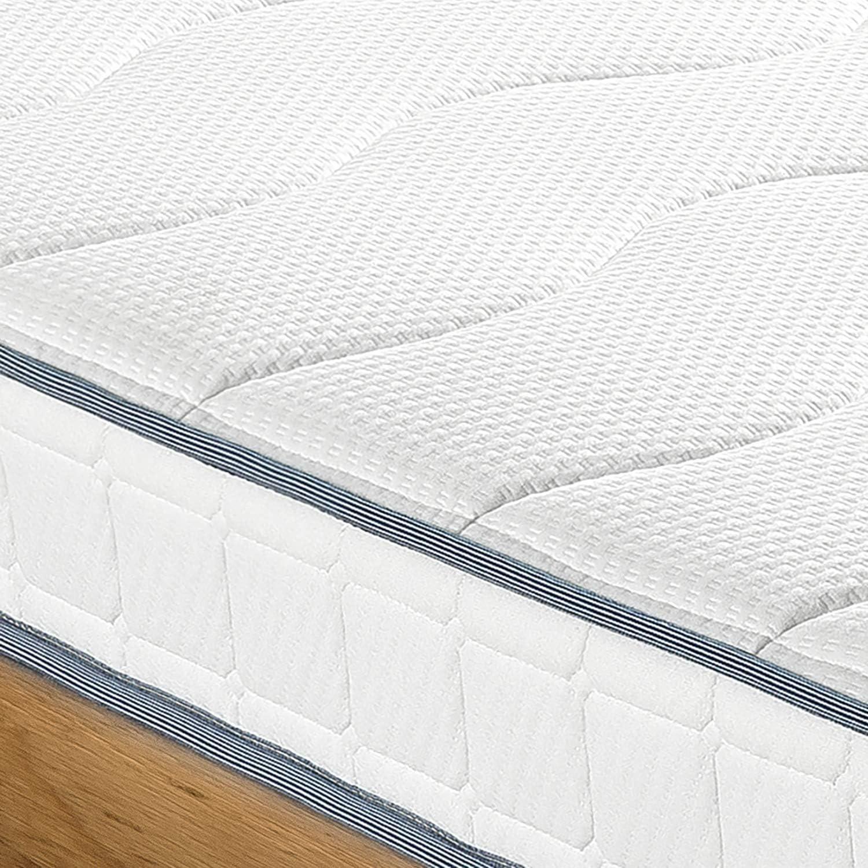 Zinus 15,25 cm Schaumstoff CertiPUR-US zertifizierte Schaumstoffe// Matratze-in-a-Box// Oeko-Tex zertifiziert H3-H4// 90 x 200 cm und Federkernmatratze