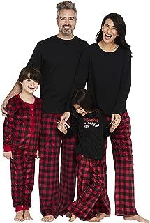Girls' Little Family Matching Christmas Holiday Pajama Sets Pj