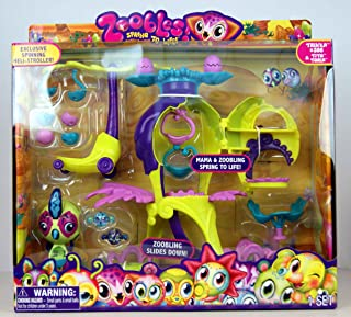 Zoobles - Mamas and Zooblings Playset