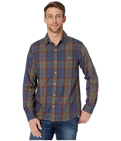 Mountain Hardwear Rogers Passtm Long Sleeve Shirt (Zinc) Men