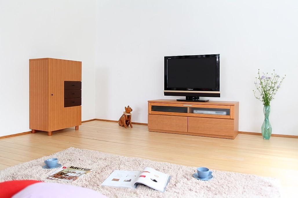寛大なとティーム間違いなく【 テレビ台 テレビボード TV台 TVボード 】 ラフィネ 120 ブラックチェリー