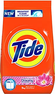 Tide Powder Detergent, With the Essence of Downy Freshness, 5 KG