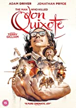 The Man Who Killed Don Quixote [DVD] [Reino Unido]