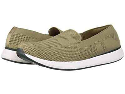 SWIMS Breeze Wave Penny (Timber Wolf/Green Gable) Men