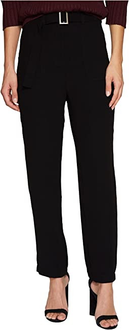 Buckle Front Trousers