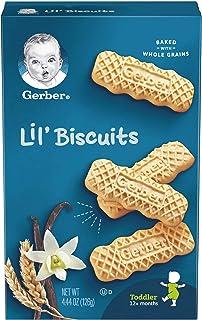 Gerber, Lil' Biscuits, Toddler, 4.4 oz