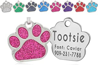 Best cute pet tags Reviews