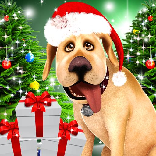 Dog Advent Calendar for Xmas (Free)