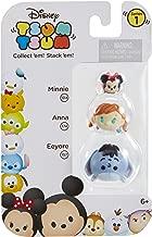 Tsum Tsum 3-Pack Figures: Eeyore/Anna/Minnie