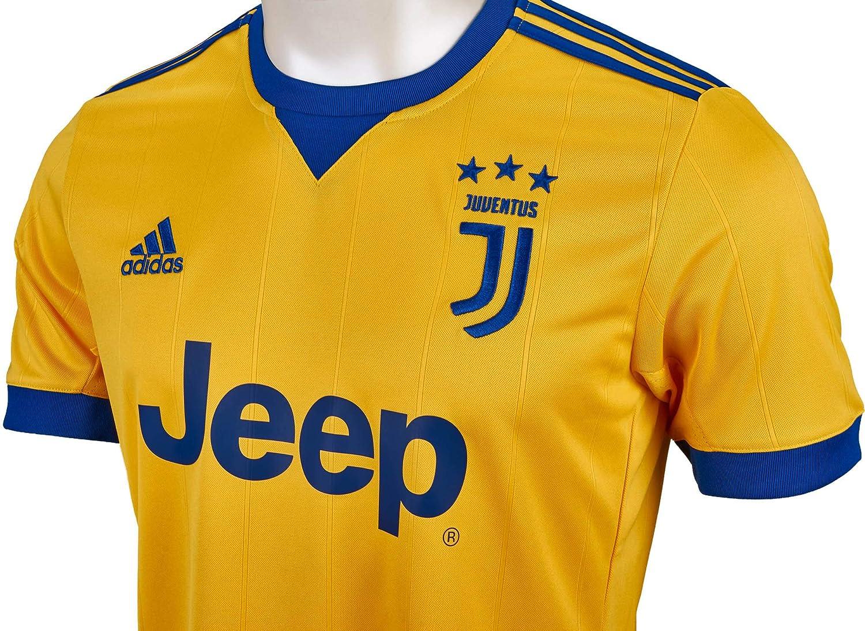 adidas Juventus Away Youth Jersey [Yellow]