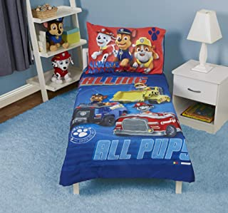 Paw Patrol Paw Patrol Calling All Pups 4-Piece Toddler...
