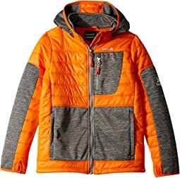 Vaughn Mixed Media Jacket (Toddler/Little Kids/Big Kids)