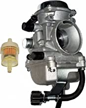 ZOOM ZOOM PARTS Carburetor for KAWASAKI KLF 300 KLF300 1986-1995 1996-2005 BAYOU Carby Carb ATV FREE FEDEX 2 DAY SHIPPING FREE FUEL FILTER AND STICKER