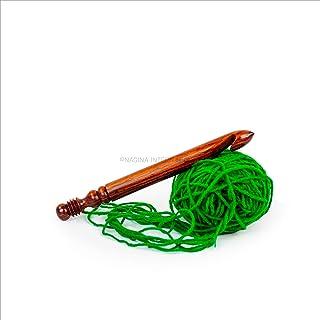 Nagina International Crochet pour Crochet de qualité supérieure et Lisse, Taille H-8 (5 mm) | Accessoires tricotés au Crochet