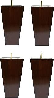 Best walnut furniture feet Reviews