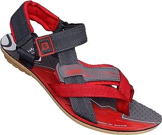 Link-O-Moon Men Sandal Red Color
