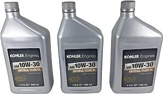 Kohler 25 357 06-S Motor Oil (Pack of 3)