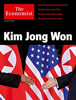 The Economist Magazine (June 16-22, 2018) Kim Jong Won Cover