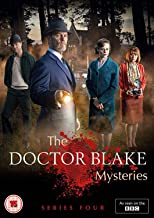 Doctor Blake Murder Mysteries Series 4 Region 2, will NOT play on normal USA players