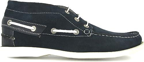 Andrew MacAllister MacAllister MacAllister Stiefelschuhe Herren AM-360-24 Blau  Wählen Sie aus den neuesten Marken wie