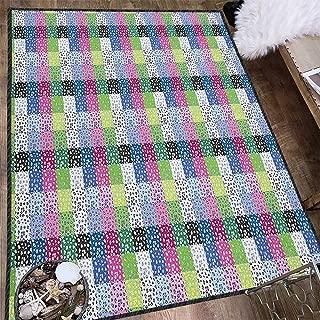 Best leopard print area rug target Reviews