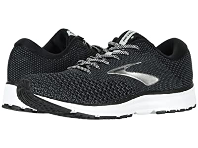 Brooks Revel 2 (Black/Grey/Grey) Women