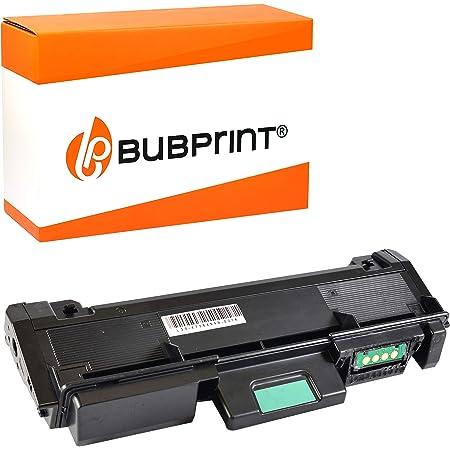 Bubprint Toner Kompatibel Für Samsung Mlt D116l Xpress M2625d M2675f M2675fn M2825dw M2825nd M2835dw M2875dw M2875fd M2875fw M2885 M2885fw Schwarz Bürobedarf Schreibwaren