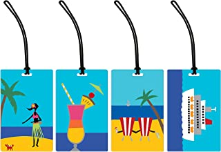 Best stationery luggage tags Reviews