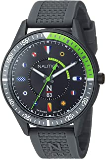 Nautica N83 Men's Surf Park Watch