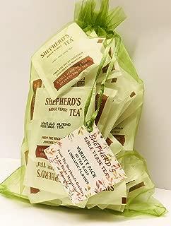 scripture tea bags