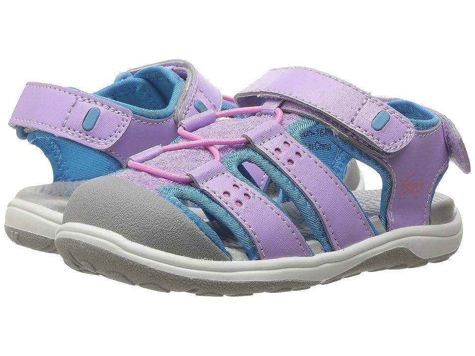 See Kai Run Kids Lincoln II (Toddler/Little Kid) (Lavender) Girl