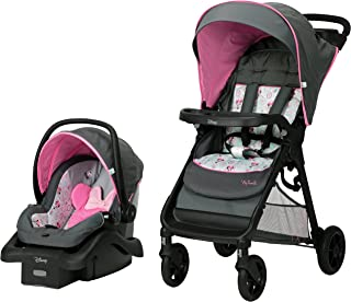 Disney Baby Smooth Ride Travel system, Minnie Happy Helpers