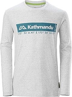 Kathmandu Coordinates Youth Boy's Long Sleeve T-Shirt