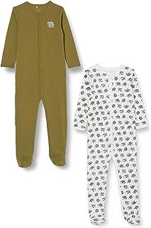 NAME IT Baby-Jungen Kleinkind-Schlafanzüge 2er Pack