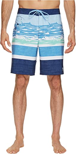 Vineyard Vines - At Sea Scenic Boardshorts