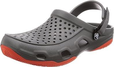Crocs Swiftwater Deck Clog Men, Zuecos Hombre