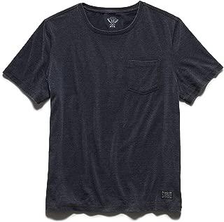 Men's Northfield Burnout Tee Shirt – Crew Neck